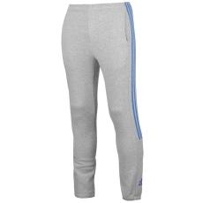 Adidas 3 Stripe férfi melegítő alsó szürke L