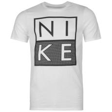 Nike Box JDI QTT férfi póló fehér S