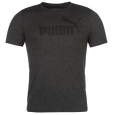 Puma No 1 Logo férfi póló szürke M