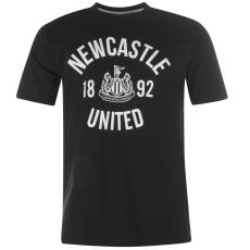 NUFC Crew férfi póló fekete XL