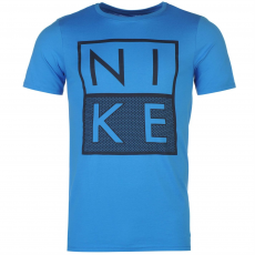 Nike Box JDI QTT férfi póló kék M