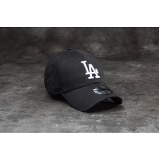 New Era 9Forty Adjustable Essential Los Angeles Dodgers Cap Black/ White
