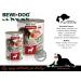 Bewi-Dog Színhús vadban gazdag konzerv 800 gr
