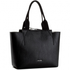 Calvin Klein Black Label Táska CALVIN KLEIN BLACK LABEL - Is4 Large Reversible Tote K60K602519 001