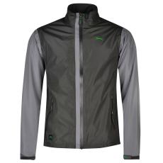 Slazenger Férfi vízálló golf dzseki sötétszürke M