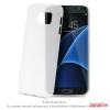 CELLY Galaxy S8 ultravékony hátlap, fehér