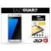 Samsung Samsung G935F Galaxy S7 Edge gyémántüveg képernyővédő fólia - Diamond Glass 3D Fullcover - ezüst