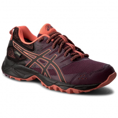 Asics Cipők ASICS - Gel-Sonoma 3 G-Tx T777N Dark Purple/Black/Flash Coral 3290