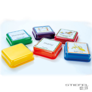 TTS Big-Point beszélő színes gombok (6 darab)