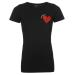Golddigga Póló Golddigga 3D Heart női