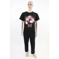 Mike Tyson - férfi pamut póló