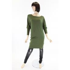 Egyedi kivitelezésű zöld női felső / ruha