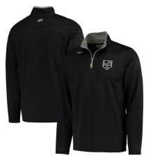 Reebok Los Angeles Kings Pulóver Center Ice Quarter Zip Baselayer - XL,(EU)