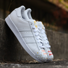 ADIDAS ORIGINALS adidas Superstar Pharrell Supershell Ftw White/ Yellow