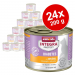 Animonda Integra Protect Adult Diabetes konzerv 24 x 200 g - Mix (2 fajta)