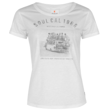 Soul Cal Póló SoulCal Deluxe Photographic női