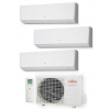 Fujitsu AYOG24LAT3/ 2*ASYG09LMCA+ASYG12LMCA Inverteres Trial Oldalfali Split klíma szett