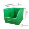 MH4-box zöld