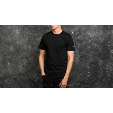 New Era Pure Tee 2 Pack Black