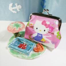 Hello Kitty kicsi pénztárca
