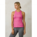 PRANA Boost Printed Top T-shirt,top D (W1BOPR116-q_CPSY-Cosmo Pink Serenity)