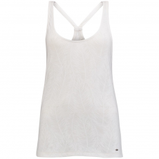 O'Neill LW Burn Out Tanktop T-shirt,top D (O-7A6906-q_1010-Super White)