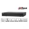 Dahua NVR4416-4KS2 NVR, 16 csatorna, H265, 200Mbps rögzítési sávszélesség, HDMI+VGA, 2xUSB, 4x Sata, I/O