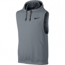 Nike Touch Fleece férfi felső, Cool Grey/Black, XXL (742618-065-XXL)
