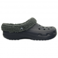CROCS CLASSIC MAMMOTH LINED CLOG navy/charcoal Unisex papucs