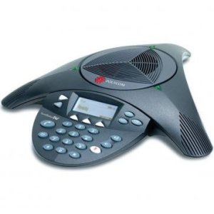 Polycom 2200-16000-120 Polycom SoundStation2 - Conference phone with caller ID