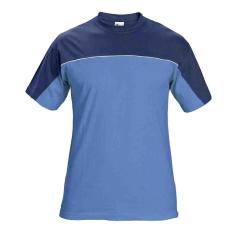 AUST STANMORE trikó világos/sötét kék XXL