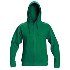 Cerva NAGAR csuklyás pulóver zöld XXL