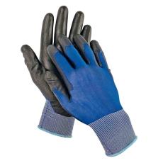 Cerva SMEW fekete kesztyű nylon kék/fekete - 10
