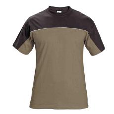 AUST STANMORE trikó sötét barna XXL
