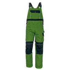 AUST STANMORE derekas nadrág zöld/fekete 48