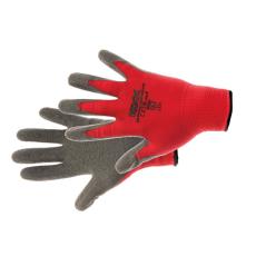 Kixx ROCKING RED kesztyű nylon latex piros - 9
