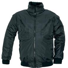 Cerva PILOT kabát fekete - M