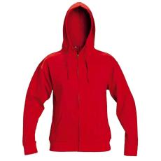 Cerva NAGAR csuklyás pulóver piros XL
