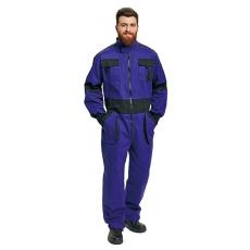 Cerva MAX overall kék/fekete 46