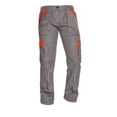 Cerva MAX LADY női nadrág szürke/narancs 50