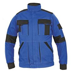 Cerva MAX LADY női kabát kék/fekete 40