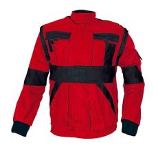 Cerva MAX kabát piros / fekete 54