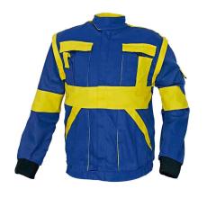 Cerva MAX kabát kék / sárga 48