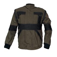 Cerva MAX kabát barna / fekete 56