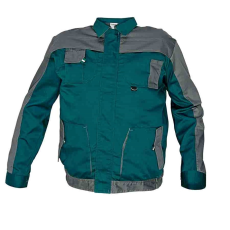 Cerva MAX EVO kabát zöld/szürke 64