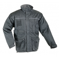 Cerva LIBRA téli kabát szürke M