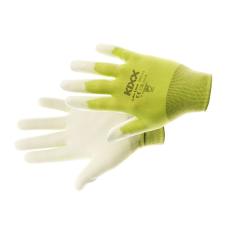Kixx LIKE LIME kesztyű nylon  PU zöld - 9