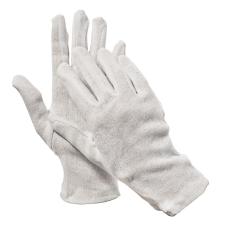 Cerva KITE fehér pamutkesztyű - 12