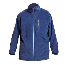 Cerva KARELA polár kabát royal kék XL