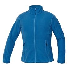 Cerva GOMTI női polár kabát világoskék L